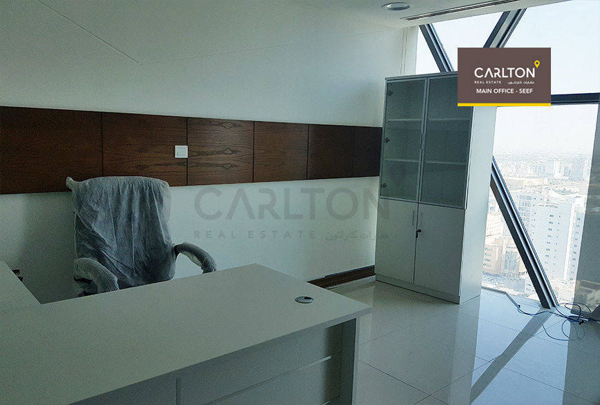 All Inclusive Fully Furnished Office  !!