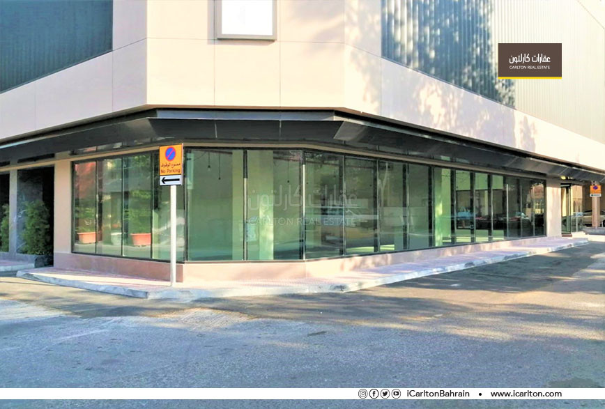 Brand new / High class commercial space*