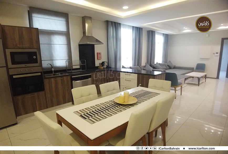 SPACIOUS AND MODERN FLAT - ALL INCLUSIVE