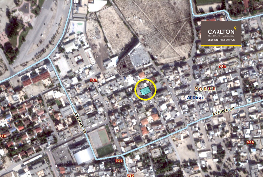 Residential land for sale, located in Diraz area