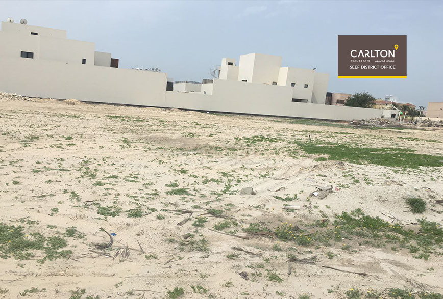For sale Residential Land in a Quiet area