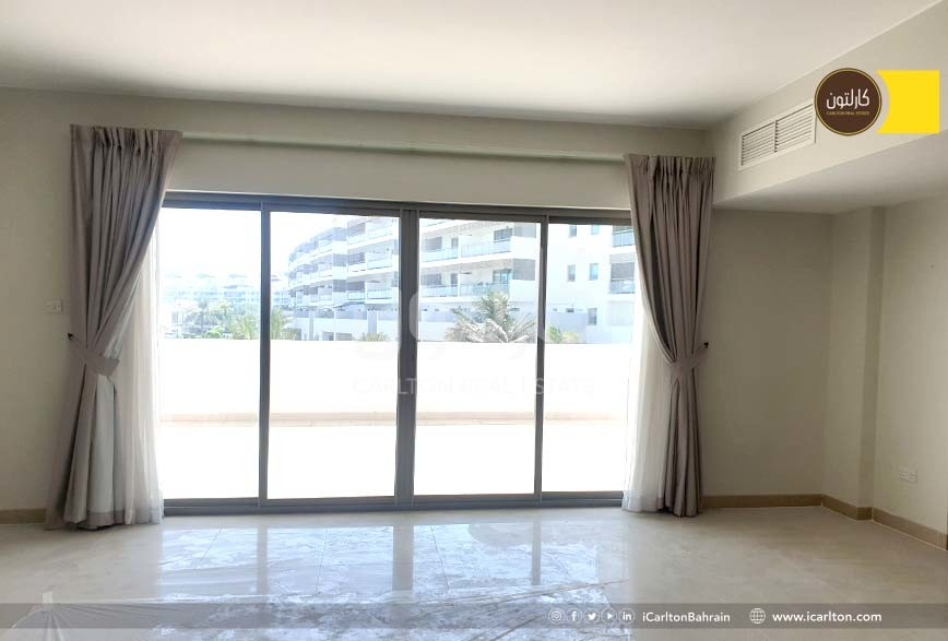 Two Balconies- Semi Furnished- Rent Inclusive