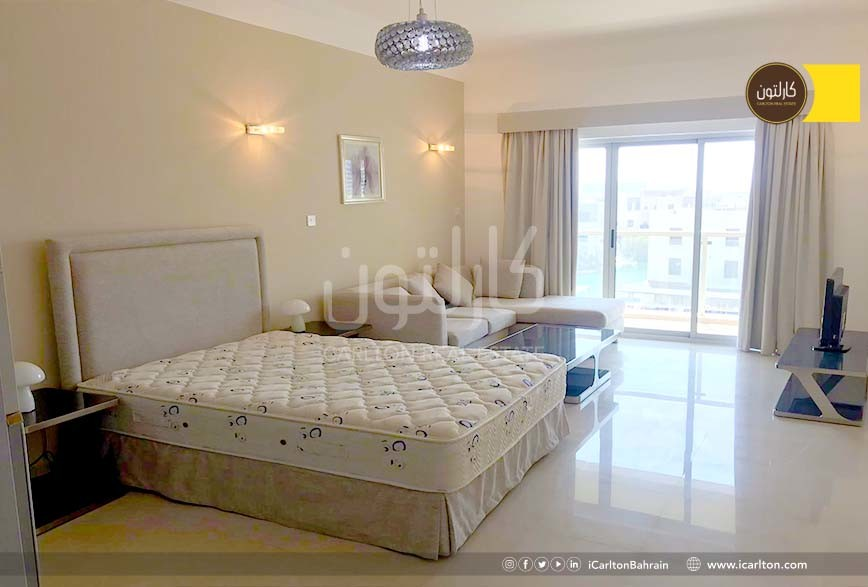 Furnished Studio with Balcony -Best Rate