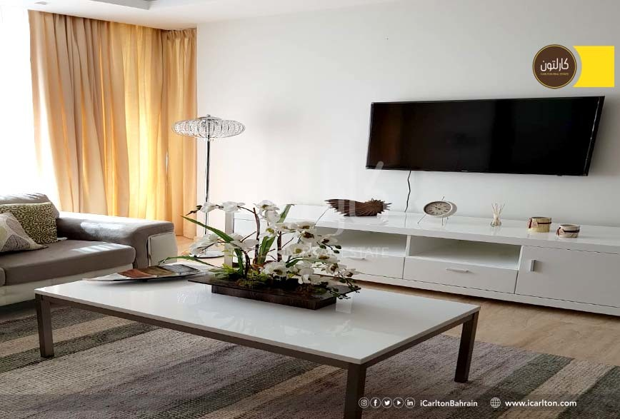 Furnished Modern Flat with Balcony for Rent