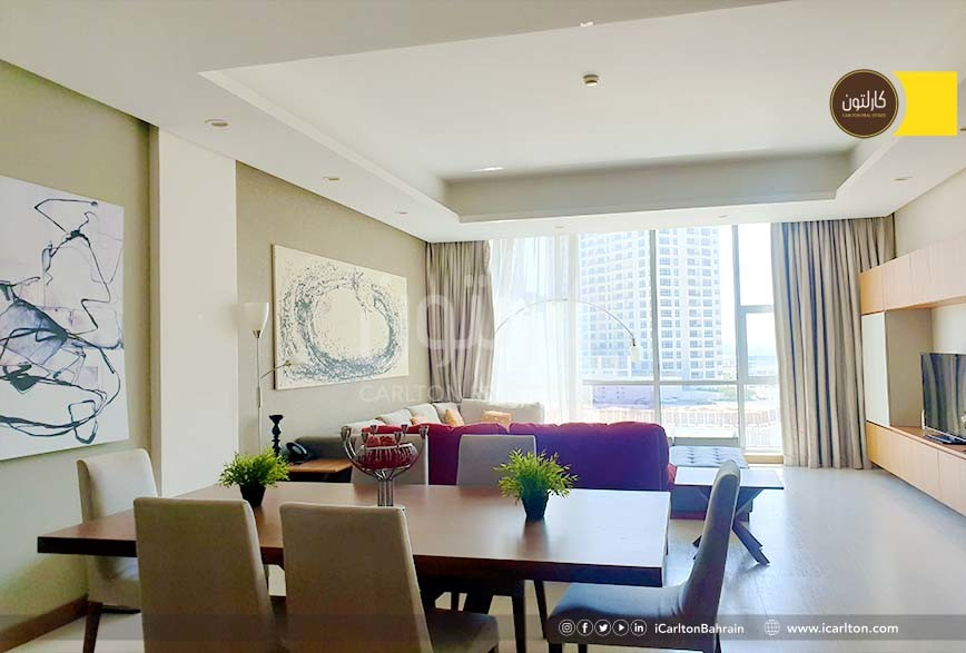 Furnished Flat with One Month Free Rent!