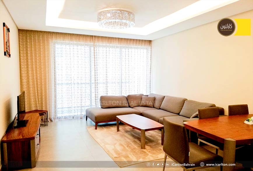 Two bedrooms Furnished & Near the Lagoon
