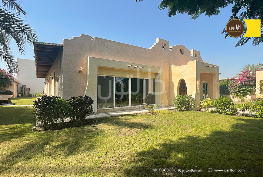 FURNISHED VILLA IN COMPOUND│PETS FRIENDLY